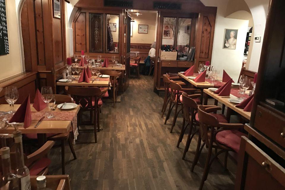 Restaurant Boheme Am Spittelberg 1070 Wien
